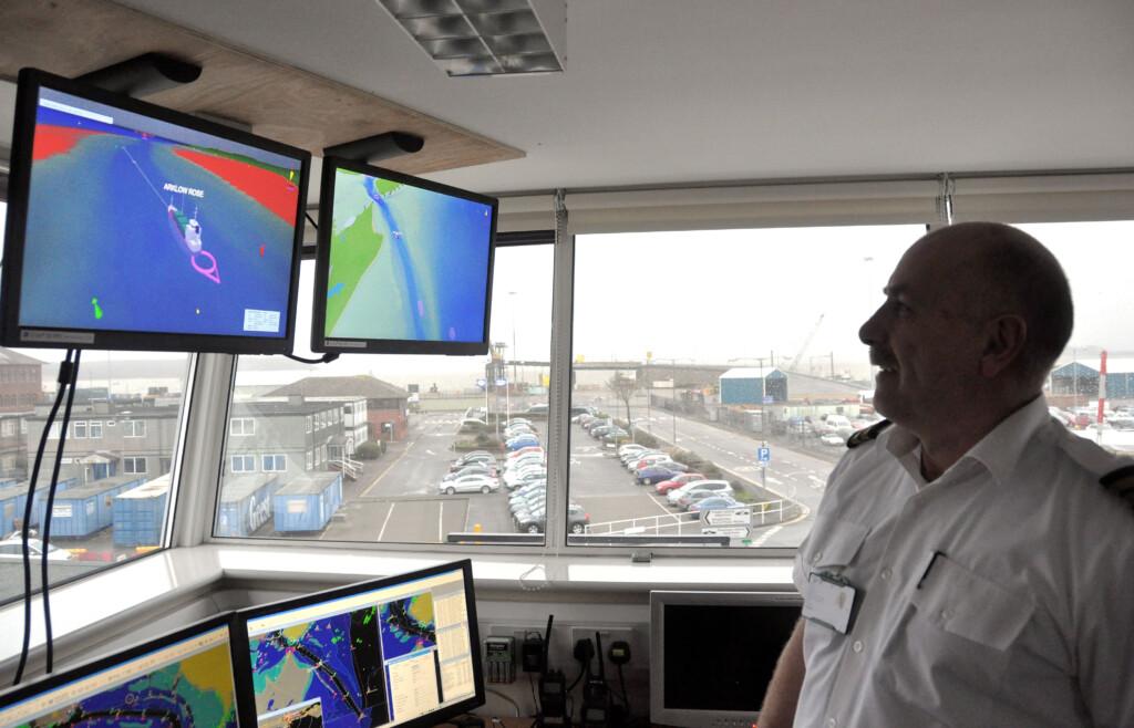 New 3d Vessel Traffic Management System Enhances Safety At