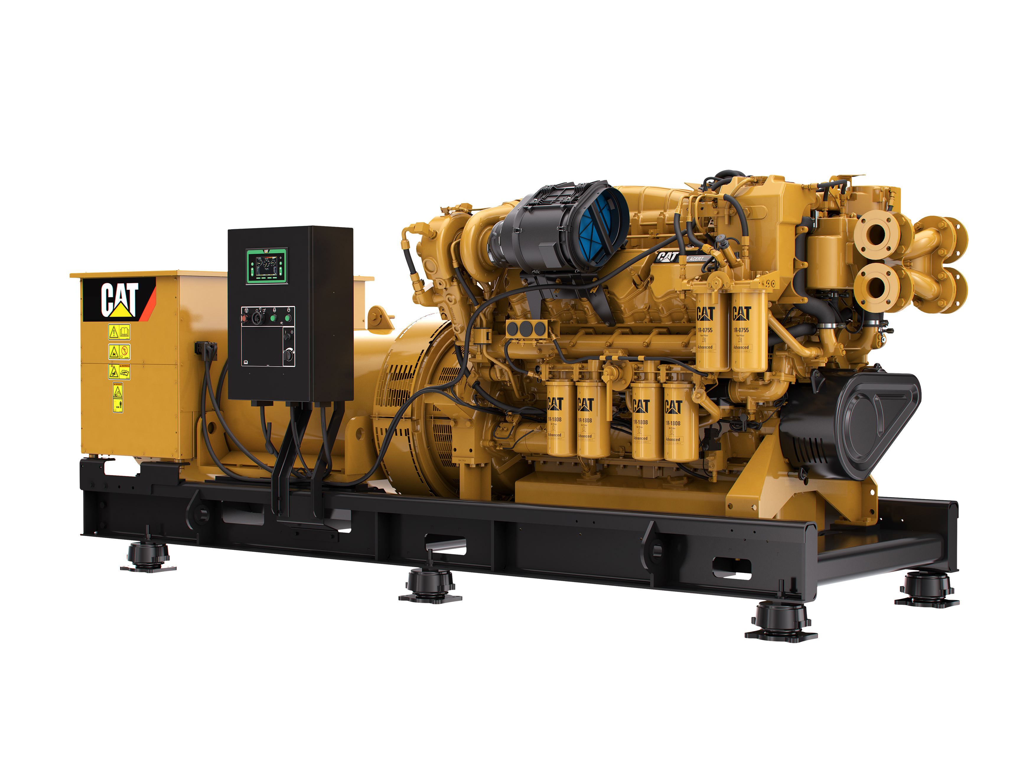 Caterpillar Marine announces first prehensive sel electric